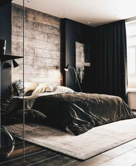 Wall bedroom design ideas that unique 23