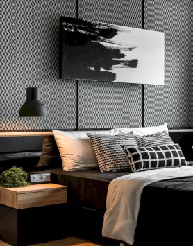 Wall bedroom design ideas that unique 28