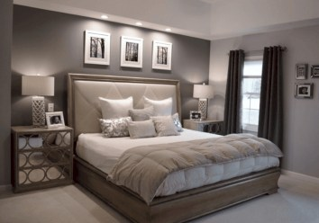 Wall bedroom design ideas that unique 34
