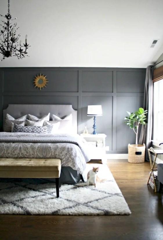 Wall bedroom design ideas that unique 38