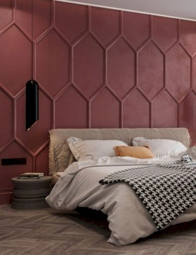 Wall bedroom design ideas that unique 39