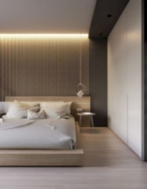 Wall bedroom design ideas that unique 54