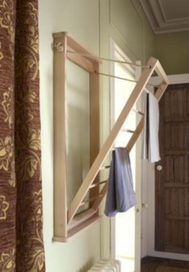 Diy drying design ideas that you can try in your home 24