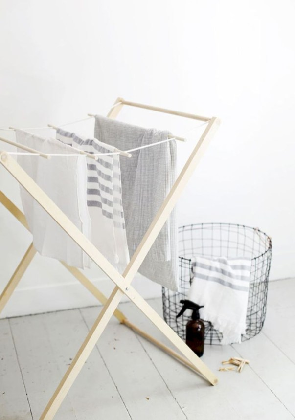 Diy drying design ideas that you can try in your home 44