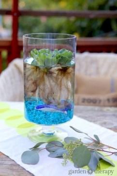 Indoor water garden ideas that fresh your room 24