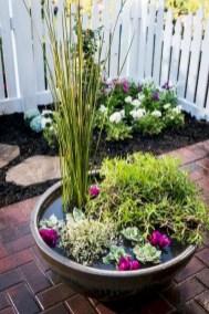 Indoor water garden ideas that fresh your room 31