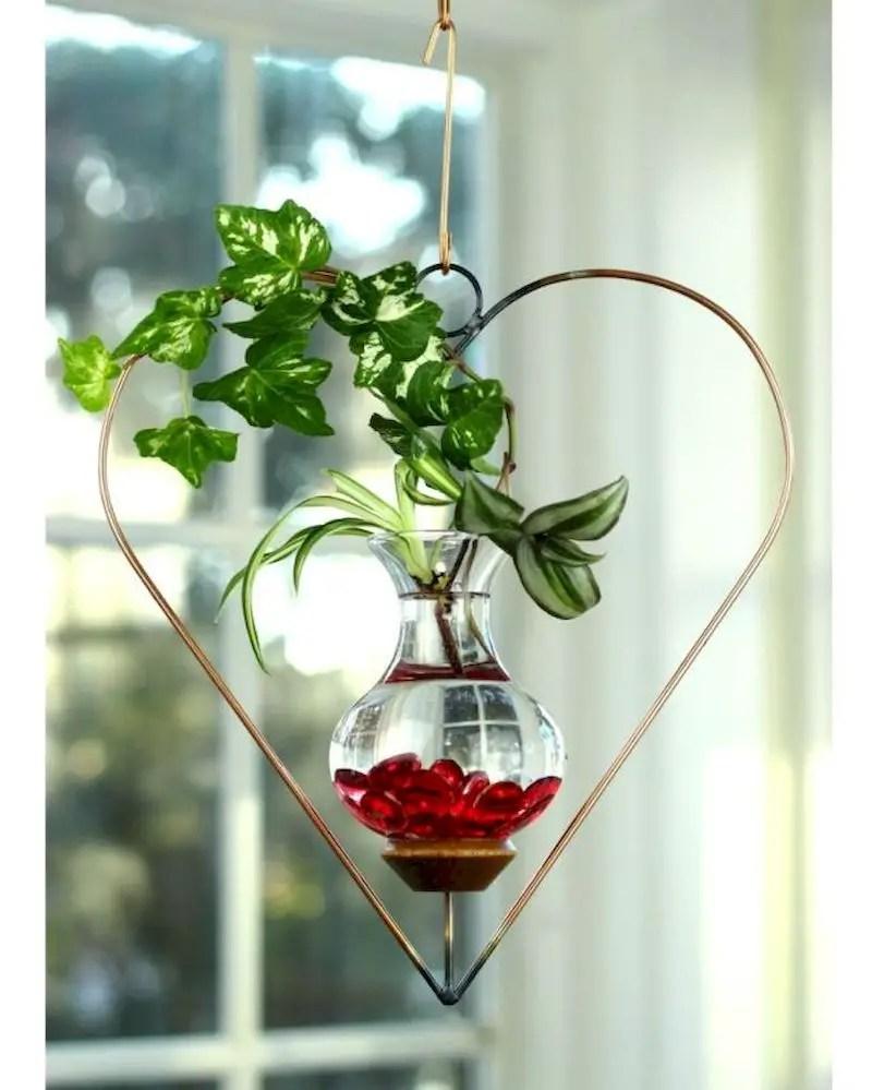 Indoor water garden ideas that fresh your room 40