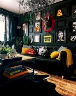 Inspiring living room wall design ideas 10