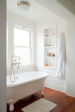 Inspiring small bathroom design ideas in apartment 17