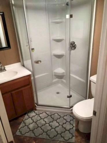 Inspiring small bathroom design ideas in apartment 23