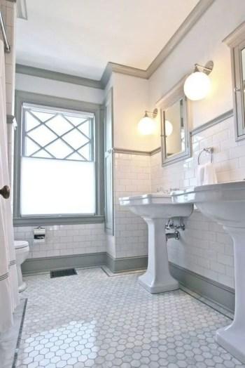 Inspiring small bathroom design ideas in apartment 28