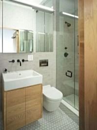 Inspiring small bathroom design ideas in apartment 37