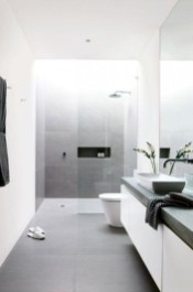 Inspiring small bathroom design ideas in apartment 40