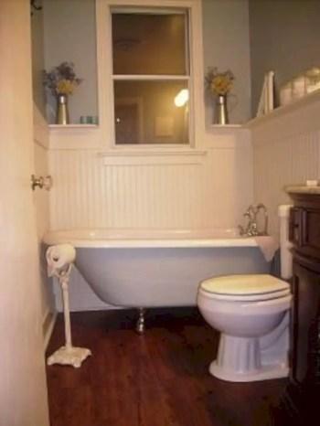 Inspiring small bathroom design ideas in apartment 46