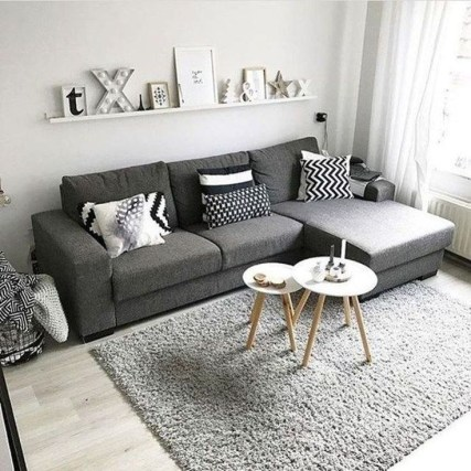 Livingroom design ideas to make look confortable for guest 07