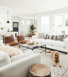 Livingroom design ideas to make look confortable for guest 22
