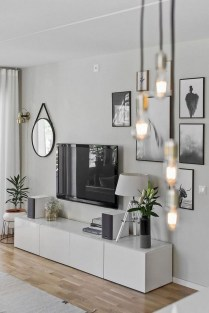Livingroom design ideas to make look confortable for guest 45