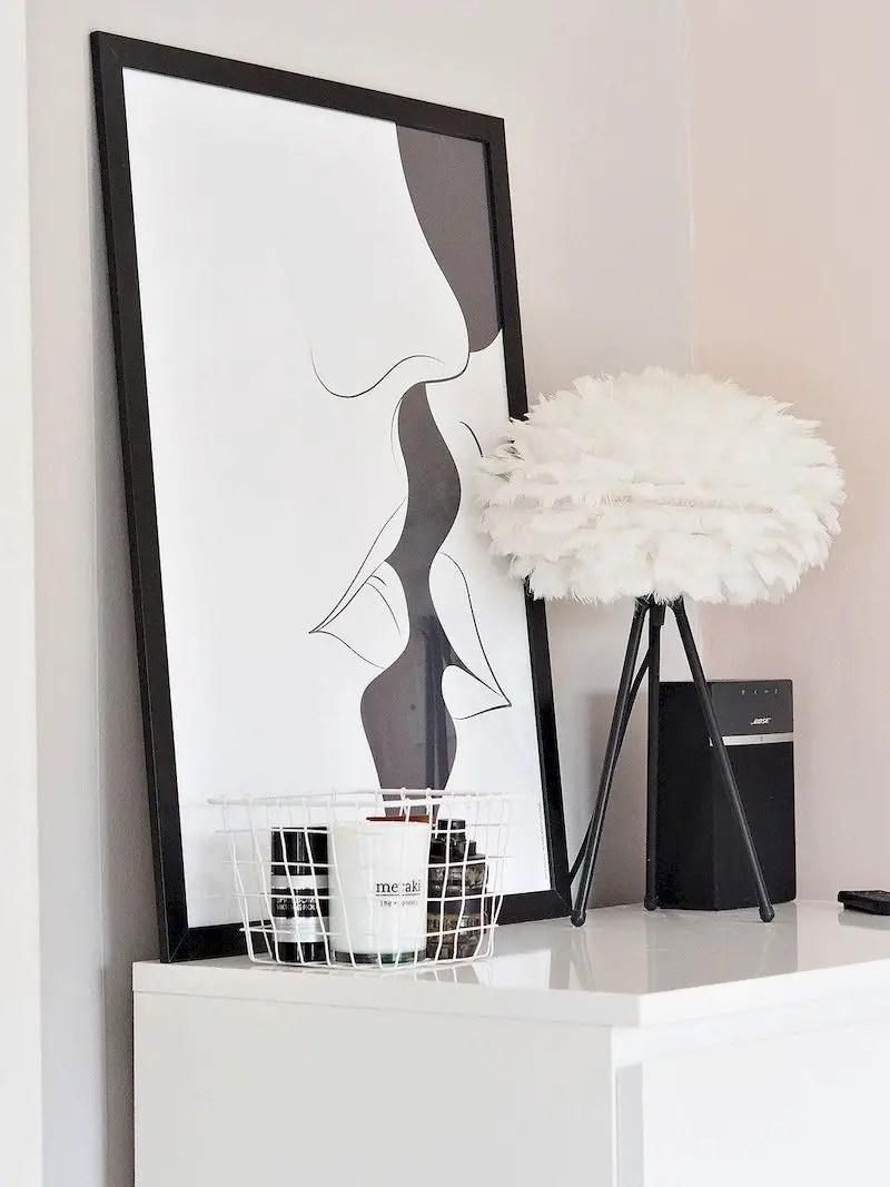 Luxury bedroom design ideas with goose feather 01