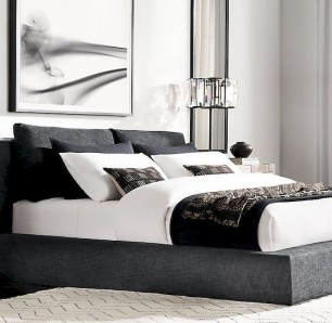 Luxury bedroom design ideas with goose feather 12