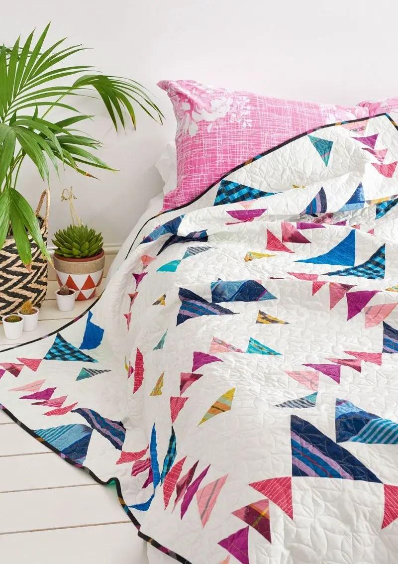 Luxury bedroom design ideas with goose feather 20