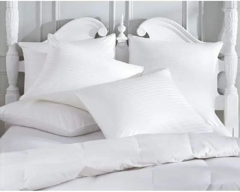 Luxury bedroom design ideas with goose feather 27