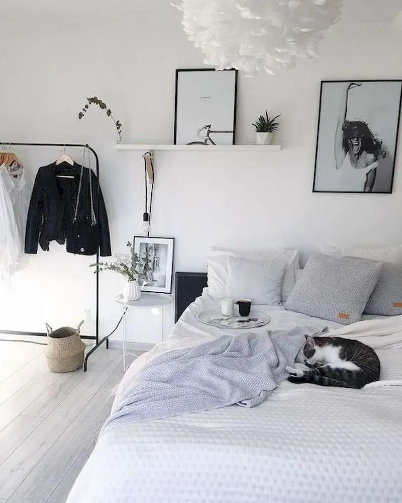 Luxury bedroom design ideas with goose feather 48
