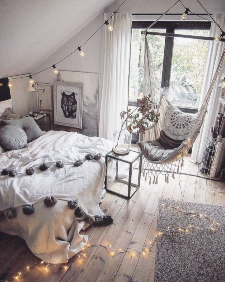 Romantic bedroom decorating ideas in your apartment 28