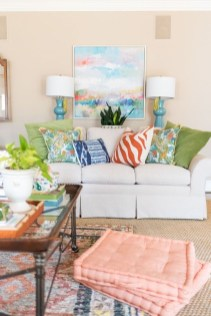 Spring living room design ideas that you can copy right now 01