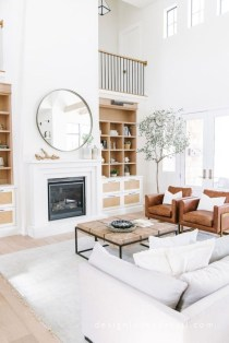 Spring living room design ideas that you can copy right now 05