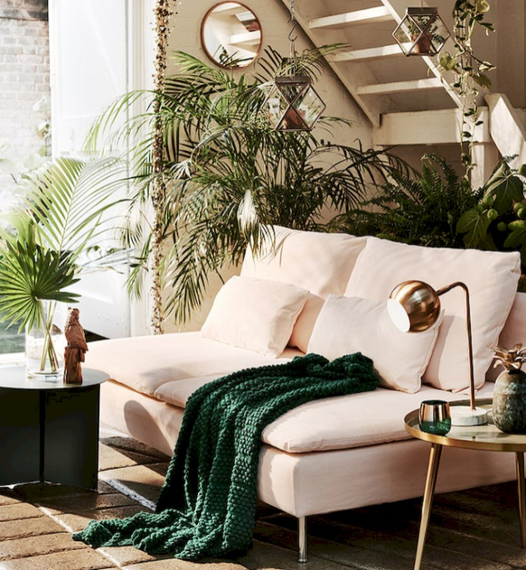 Spring living room design ideas that you can copy right now 07