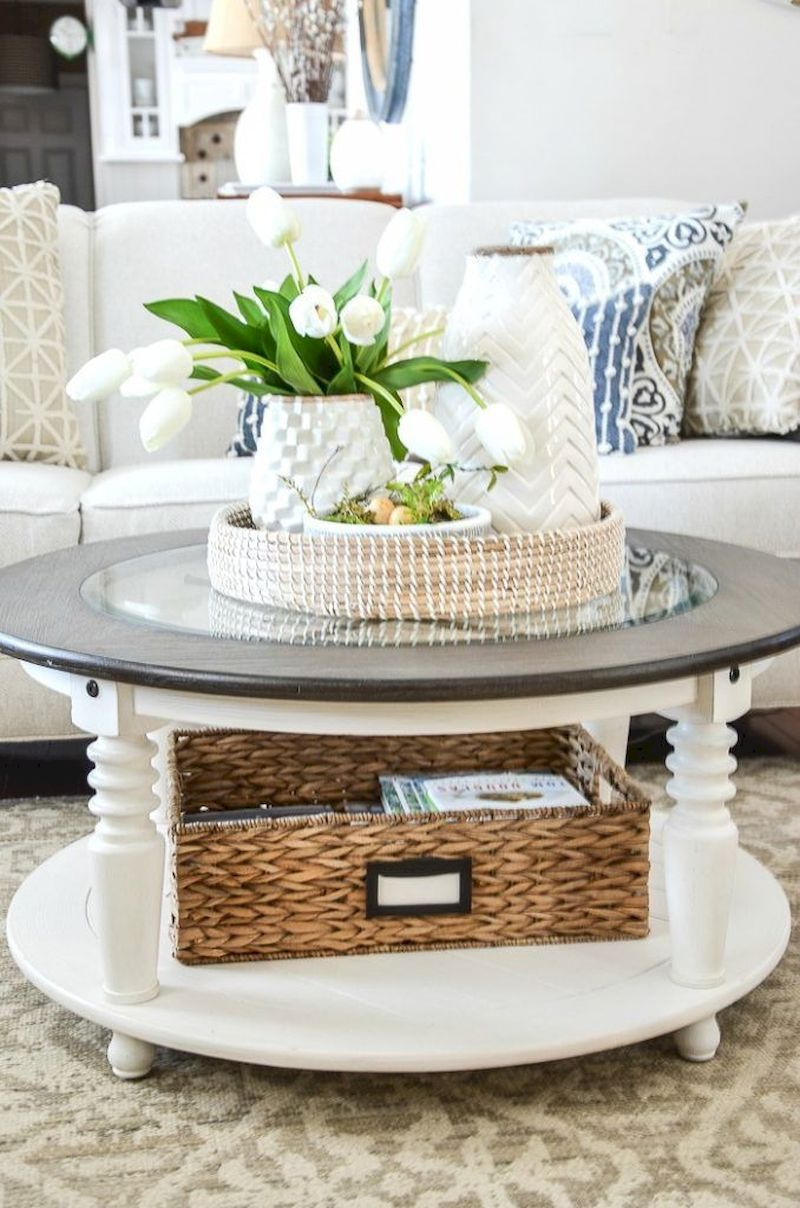 Spring living room design ideas that you can copy right now 44