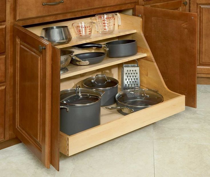 The best kitchen appliance storage rack design ideas 05
