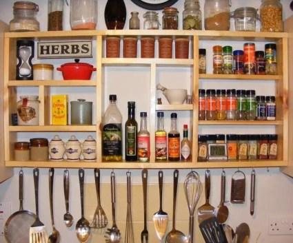 The best kitchen appliance storage rack design ideas 13