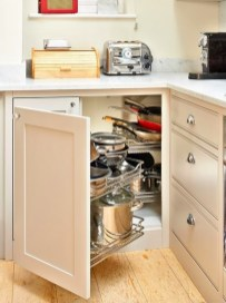 The best kitchen appliance storage rack design ideas 17