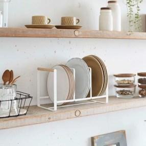 The best kitchen appliance storage rack design ideas 19