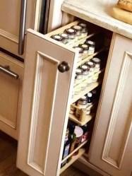 The best kitchen appliance storage rack design ideas 34