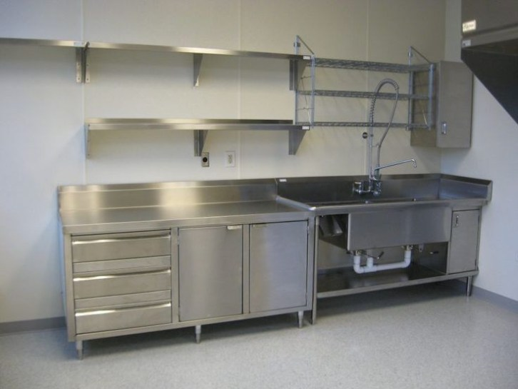 The best kitchen appliance storage rack design ideas 36