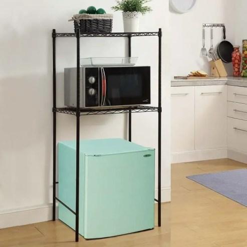 The best kitchen appliance storage rack design ideas 39