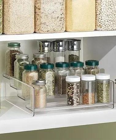 The best kitchen appliance storage rack design ideas 46