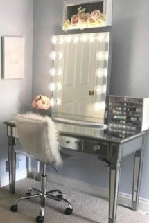 The best makeup table design ideas that you must copy right now 21