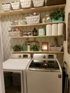 Trend small laundry room design ideas that you can try 03