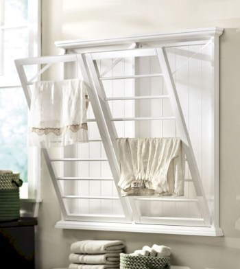 Drying rack design ideas that you can try 10