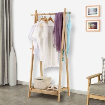 Drying rack design ideas that you can try 11