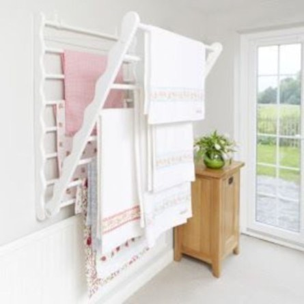 Drying rack design ideas that you can try 22