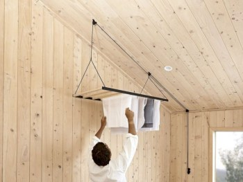 Drying rack design ideas that you can try 24