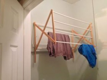 Drying rack design ideas that you can try 34