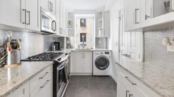 Inspiring small laundry room design ideas in spring 2019 01