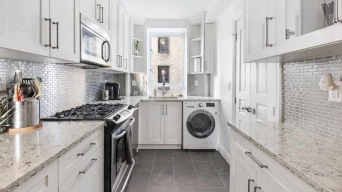 Inspiring small laundry room design ideas in spring 2019 01