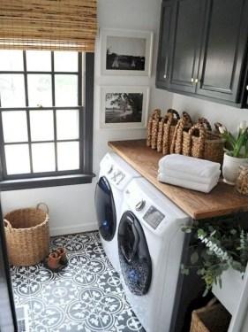 Inspiring small laundry room design ideas in spring 2019 07