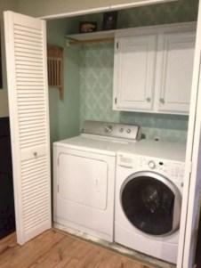 Inspiring small laundry room design ideas in spring 2019 12
